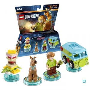 Warner Lego Dimensions Scooby-Doo