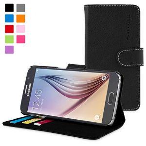 Snugg B00TK2WQPQ - Coque de protection pour Galaxy S6