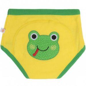 Zoocchini Culotte d'apprentissage Flippy la grenouille (2-3 ans)