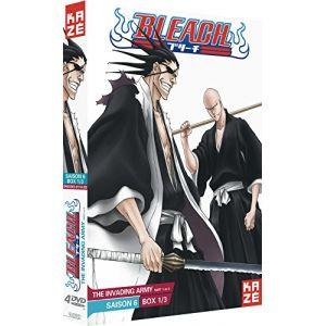 Bleach - Saison 6 : Box 1/3 : The Invading Army (Partie 1) [DVD]
