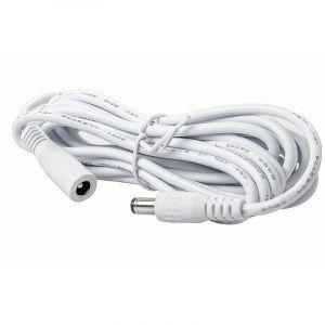 Foscam Rallonge 3m (5.5mm / 5v/12v) blanche pour caméra IP