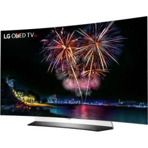 LG OLED55C6V - Téléviseur OLED 140 cm incurvé 4K 3D