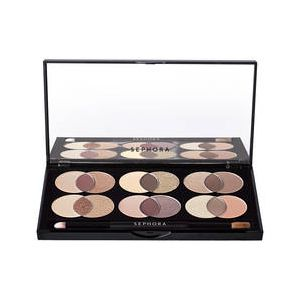 Sephora Collection Mixology Nude & Fresh - Palette yeux