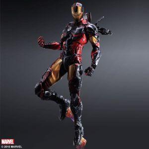 Figurine Marvel Comics Variant Play Arts Kai Iron Man (27 cm)