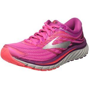 Brooks Glycerin 15, Chaussures de Running Femme, Rose (Pink/Purple/Silver 1b608), 37.5 EU