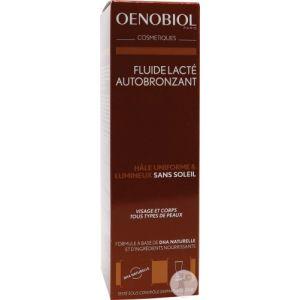 Oenobiol Fluide Lacté Autobronzant 100ml
