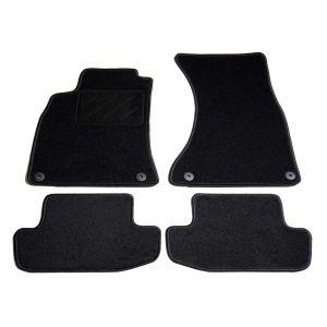 VidaXL Ensemble de tapis de voiture 4 pcs pour Audi A5/S5