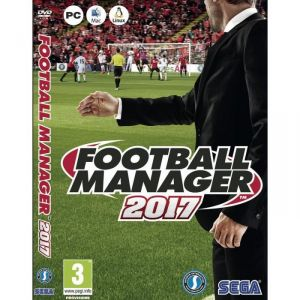 Football Manager 2017 sur PC