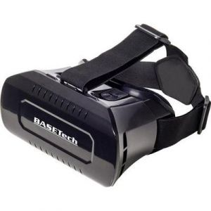 Basetech VR Pro noir - Casque de réalité virtuelle