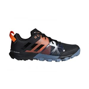 brand new 0e564 13845 Adidas Kanadia 8.1, Chaussures de Trail Homme, Multicolore (Carbon Core  Black