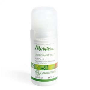 Melvita Déodorant purifiant roll-on