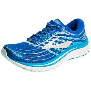 Brooks Glycerin 15, Chaussures de Running Femme, Bleu (Blue/Mint/Silver 1b484), 38 EU