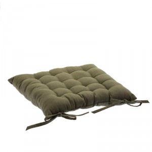 Hesperide Coussin pour chaise de jardin (40 x 40 cm)