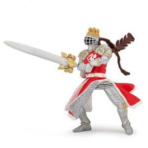 Papo 39797 - Roi au dragon à l'épée