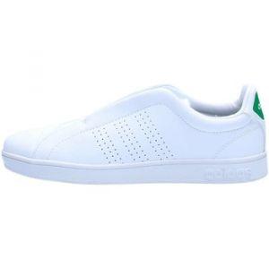 Adidas Advantage Adapt, Chaussures de Fitness Femme, Blanc (Ftwbla/Ftwbla/Verfue 000), 41 1/3 EU