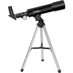 Bresser Microscope et télescope à lentille National Geographic