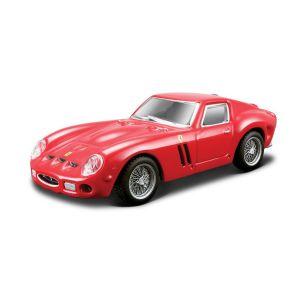 Bburago Modèle réduit Ferrari Race & Play 1/43 : Ferrari 250 GTO