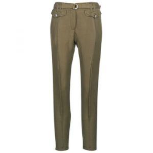 IKKS Pantalon BN22125-56 vert - Taille FR 34,FR 36,FR 38,FR 40,FR 42,FR 44