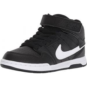 Nike Chaussures enfant sb mogan mid 2 jr noir blanc 35 1 2