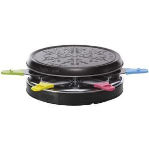 Tefal RE1238 - Raclette déco grill Multicolor 6 personnes