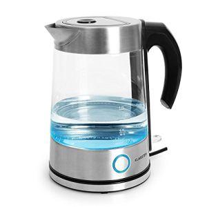 Klarstein Pure Water - Bouilloire électrique sans fils 1,7 L
