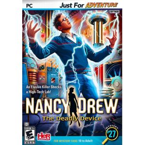 Nancy Drew : the Deadly Device [PC]
