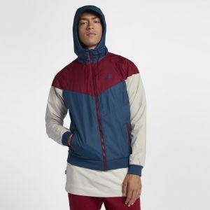 Nike Veste Sportswear Windrunner pour Homme - Bleu - Couleur Bleu - Taille S