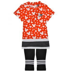 Adidas Ensemble INF DY MM SUM Rouge - Taille 9-12 Mois