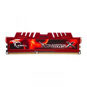 G.Skill F3-1600C9S-8GXLL - Barrette mémoire RipJaws X Series 8 Go DDR3L 1600 MHz CL9