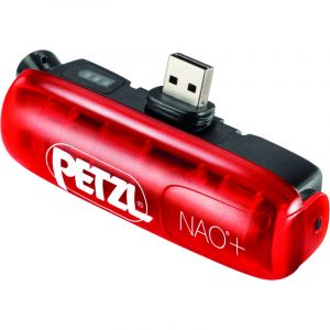 Petzl Batterie rechargeable Accu Nao+ Frontale / Eclairage
