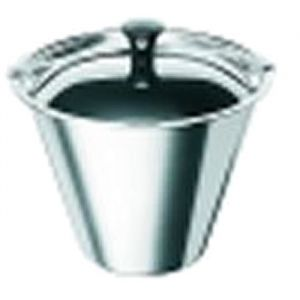 Patisse Moule à flan bain marie 1.4L - Moule à rie métal, Moule en verre