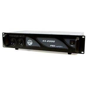 Kool Sound My Deejay AX-2000 - Amplificateur sono 2x 1000 W
