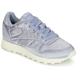 Reebok Cl Leather Satin W chaussures violet 38,5 EU