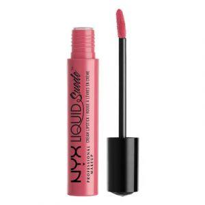 NYX Cosmetics Liquid Suede Cream Lipstick Tea & Cookies