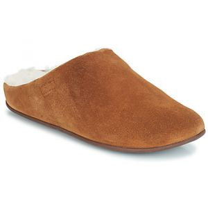 FitFlop Chaussons CHRISSIE SHEARLING Marron - Taille 36,40,41
