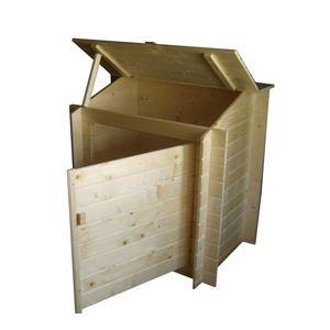 Coffre bois piscine - Comparer 108 offres
