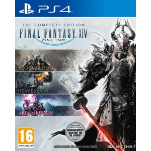 Final Fantasy XIV online : Edition Complete [PS4]
