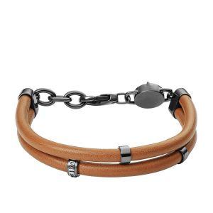 Diesel Bracelet Homme Dx1006060 Marron