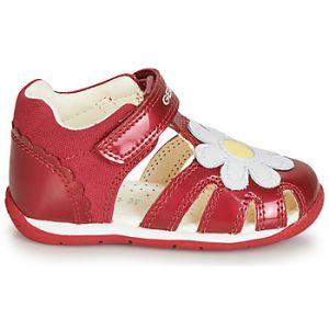 Geox Sandales enfant B EACH GIRL rouge - Taille 20,23,24
