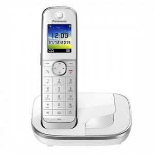 Panasonic KX-TGJ310SPW - Téléphone sans fil
