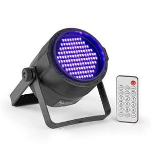 Beamz PLS20 Blacklight Lampe UV PAR 120x3528 SMD UV LEDs