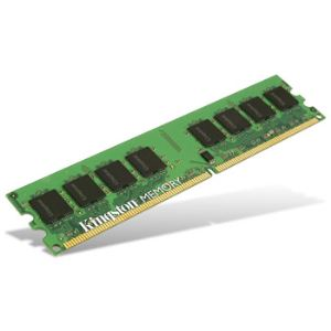 Kingston KVR1333D3N9/4G - Barrette mémoire ValueRAM 4 Go DDR3 1333 MHz CL9 Dimm 240 broches