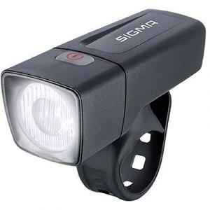 Sigma Sport Aura 25 - Éclairage vélo - noir/transparent Lampes avant