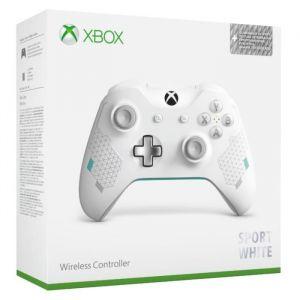 Microsoft Manette sans fil pour Xbox One - Edition Spéciale Sport White