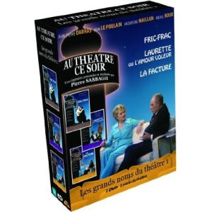 Coffret La Facture + Fric-Frac + Laurette ou l'amour voleur