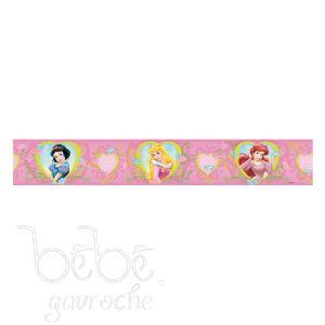 Frise Disney Princesse Coeur 5m