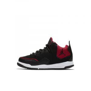 Nike Chaussure Jordan Courtside 23 pour Jeune enfant - Noir Taille 28.5