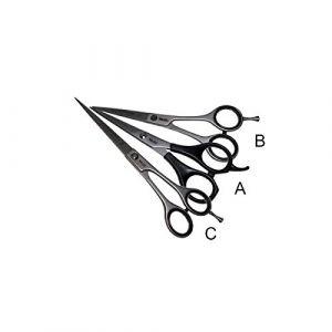 Wahl Ciseaux Professionnelle avec Poignée/Support en Plastique pour Chien 14 cm