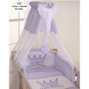 Lit princesse comparer 748 offres - Tour de lit princesse disney ...
