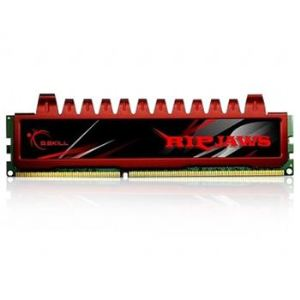 G.Skill F3-10666CL9S-4GBRL - Barrette mémoire Ripjaws 4 Go DDR3 1333 MHz CL9 Dimm 240 broches
